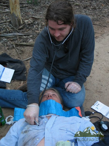 Wilderness First Aid (WFA)
